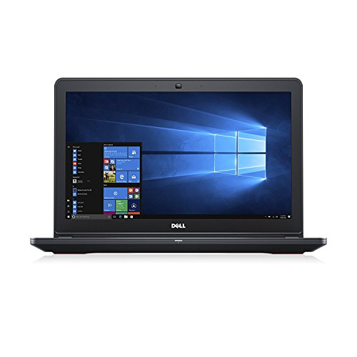 Dell Inspiron 15 5000 15.6 inch Gaming Laptop, Intel i7-7700HQ Up to 3.80GHz, 16GB DDR4 RAM, 512GB SSD, NVIDIA GeForce GTX 1050, Anti-Glare LED-Backlit FHD, American English Keyboard
