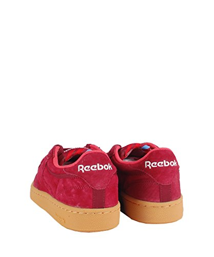 Herren Sneaker Reebok Club C 85 Indoor Sneakers Bordeaux