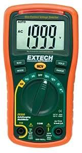 Extech EX320 Mini multimètre avec sélection de gamme automatique