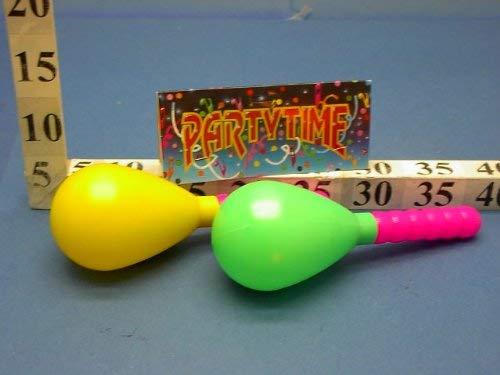 Unbekannt GIPLAM 23x 10x 8cm F Twins Bongos Spielzeug (One Size)