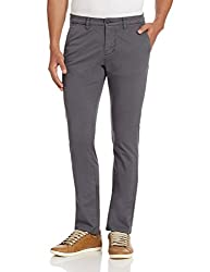 Pepe Jeans Mens Casual Trousers (8903872951031_PIM0001900_36W x 32L_Grey)
