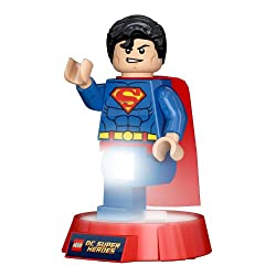 LEGO DC Universe Superman Torch and NiteLite