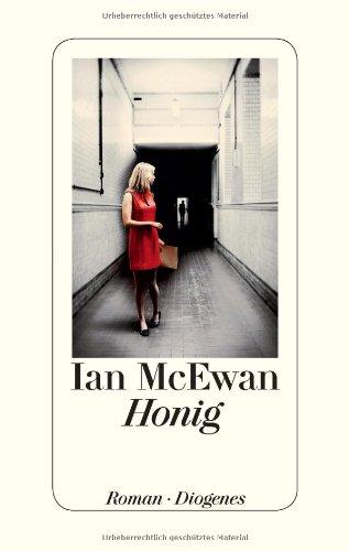 Buchseite und Rezensionen zu 'Honig' von Ian McEwan