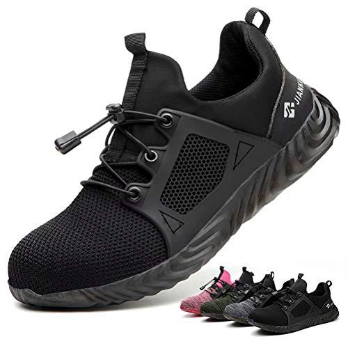 Calzado Seguridad Hombre Ligero Zapatos