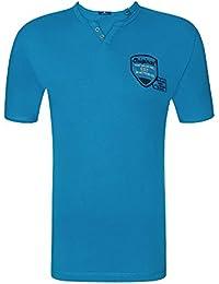 TOM TAILOR Messieurs Shirt 100 % coton