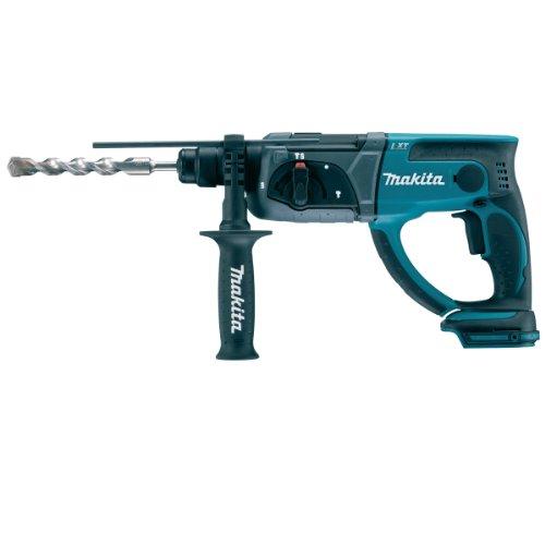 Preisvergleich Produktbild Makita Li- Ion und Bohrhammer, nur Gehäuse, DHR202Z