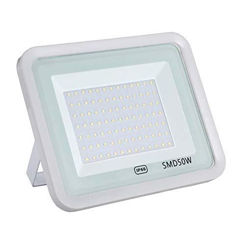 50w Wand Licht (Arbeitsscheinwerfer 50W Led Strahler Outdoor Ip66 Wasserdichte Led Flutlicht Reflektor Led Garten Licht Außen Led Wand Flutlicht)