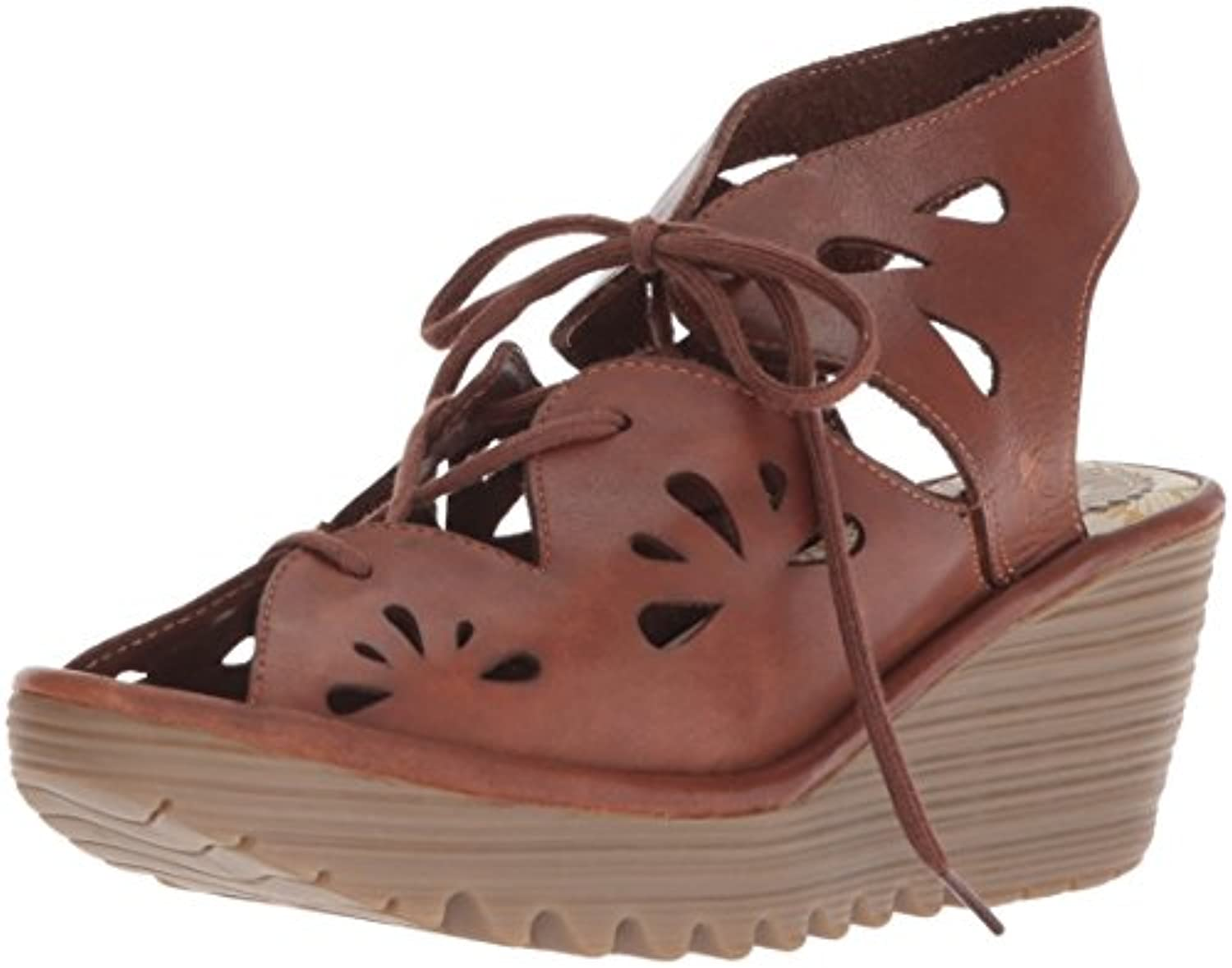 wo  fly fly fly london part au vote le cuir ouverte toe wedge talon fait summer sandales b0752mkxnj parent a1b22b