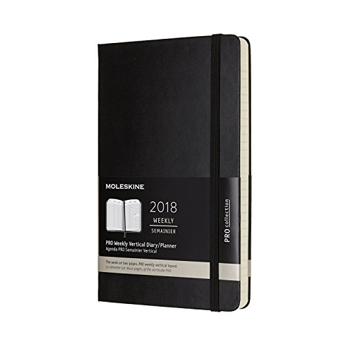 Agenda 2018 de Moleskine