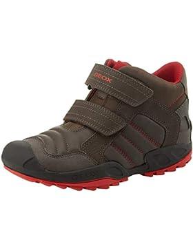 Geox J New Savage Boy C, Zapatillas Altas para Niños