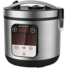Brock Electronics MC-3601 Robot de Cocina multifuncion, 700 W, 5 litros,
