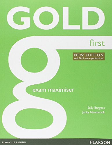Gold first. Exam maximiser. No key. Per le Scuole superiori. Con CD Audio. Con e-book. Con espansione online