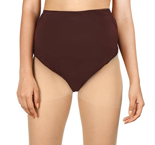 LADY CARE Maternity Panties ( Maternity_25_Coffee_Small)