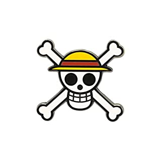 ABYstyle - One Piece - Pin's - Totenkopf
