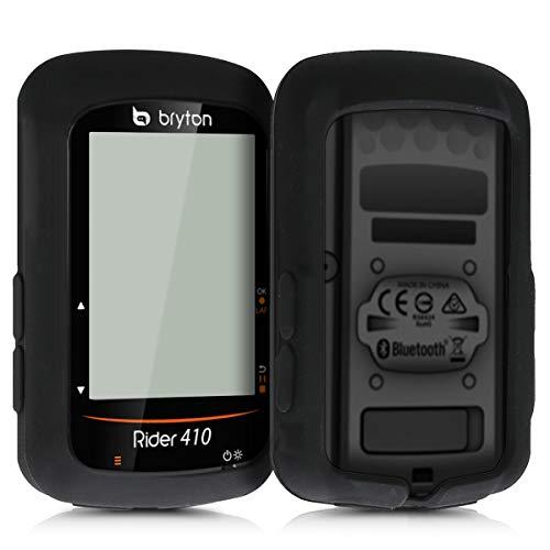 kwmobile Funda para Bryton Rider 410/450 - Carcasa de [Silicona] para GPS...