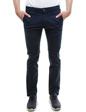 0C371 Pantalón estilo chino corte recto Oranjeans