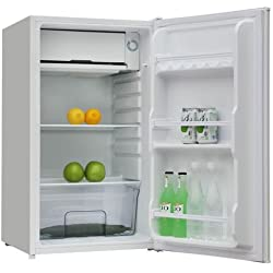 Sirge FRIGO91L Réfrigérateur 91 litres avec congélateur Classe A + Mini-Bar Réfrigérateur FRIGO91L Réfrigérateur : 81 litres réfrigérateur + 10 litres de Glace