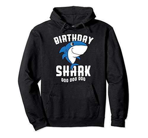 Kostüm Shark Boy - Geburtstag Shark Boy Daddy Halloween Weihnachtsgeschenk Pullover Hoodie