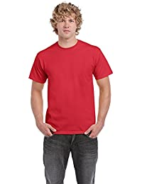 Gildan 2000-Classic Fit Adult T-shirt Ultra Cotton-First Quality-Red