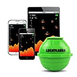 LUCKY Fischfinder Intelligenz Sonar Wifi Sea Fish erkennen Finder Angeln Sonar Android iOS