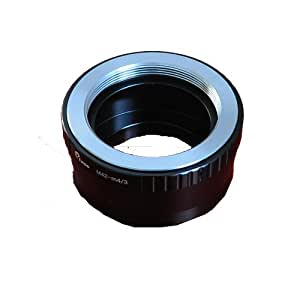 M42 42mm Lens to Micro 4/3 M M43 M4/3 Mount Adapter fits PANASONIC G1 GH1 GF1 G2 G10, OLYMPUS PEN EP1 EP2 EPL1.