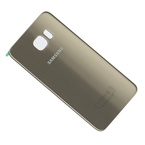 BringMeAll Samsung Galaxy S6 Edge Plus G928 Battery Back Panel Back Glass Gold (Self Adhesive)