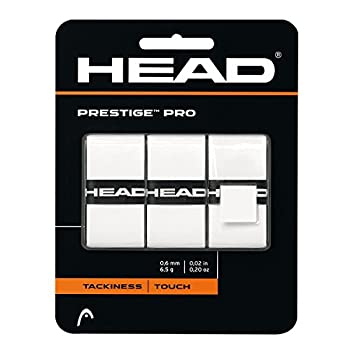 Head Prestige Pro over grip...