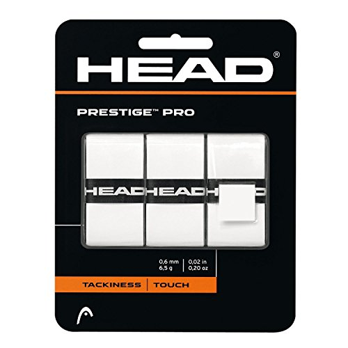 Head Prestige Pro Overgrip weiss - Head Tennis Overgrip