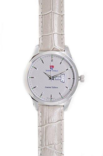 Preisvergleich Produktbild JACQUES COSTAUD * Champs Elysees * JC-C3SGL09 Men's Watch