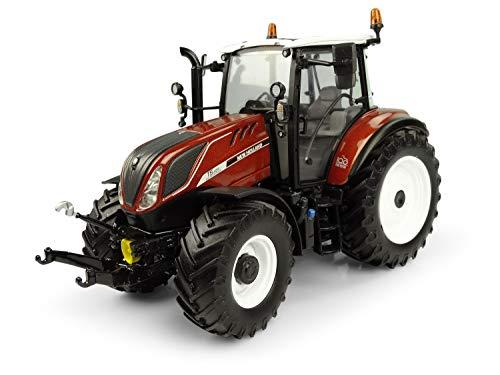 Universal Hobbies Traktor New Holland T5.120 FIAT Centenario, UH5362, Rot