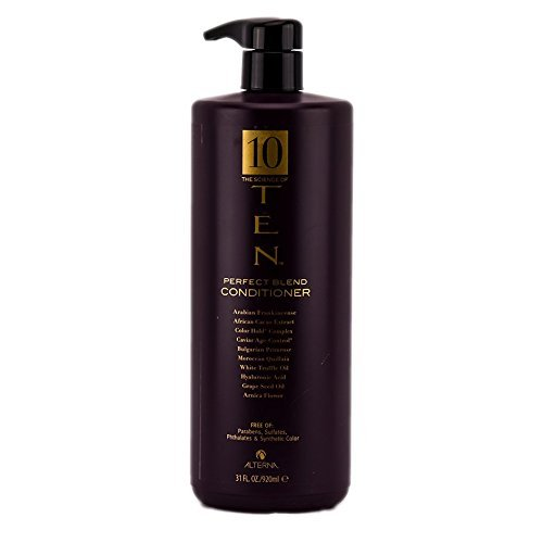 Alterna The Science of Ten Perfect Blend Conditioner for Unisex,