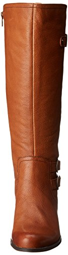 Naturalizer Johanna Wideshaft Riding Boot Camel