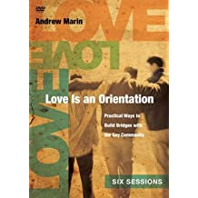 Love is an Orientation (Martin Andrew) DVD