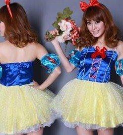 Kostüm Snow Queen - Gorgeous New Snow Queen Kleid süße Prinzessin Kleid Kostüm -Rollenspiel -Uniformen Prinzessin verkleiden Europa
