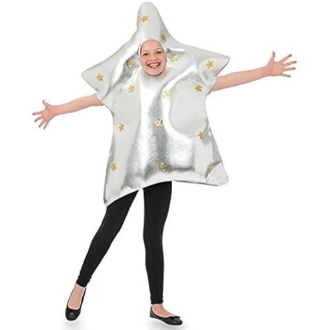 Shinning estrellas - Niños de Navidad Disfraz - One Size