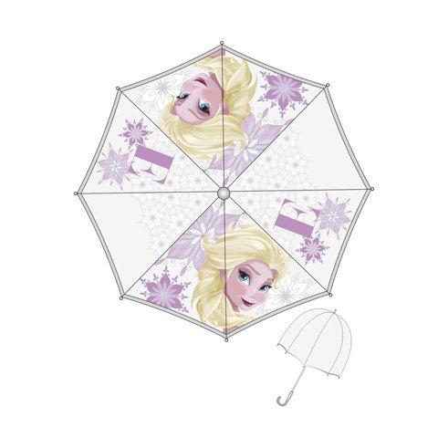 Paraguas Infantil Frozen Tipo Burbuja
