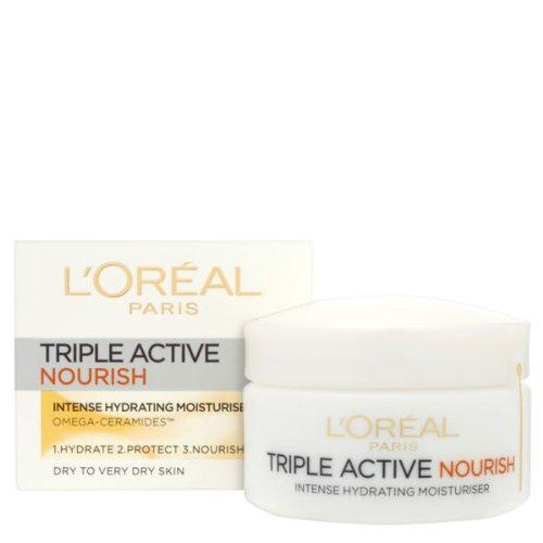 loreal-triple-action-nourish-intense-hydrating-moisturiser-dry-to-very-dry-skin-50ml-with-ayur-produ