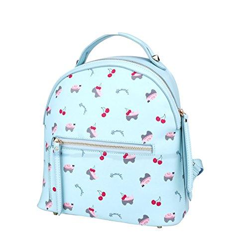 La version coréenne de sac à dos/Féminin frais petit sac à dos/ doux petit mini sac à dos-A A