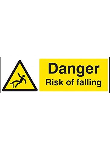 Caledonia segni 24494G pericolo rischio di caduta