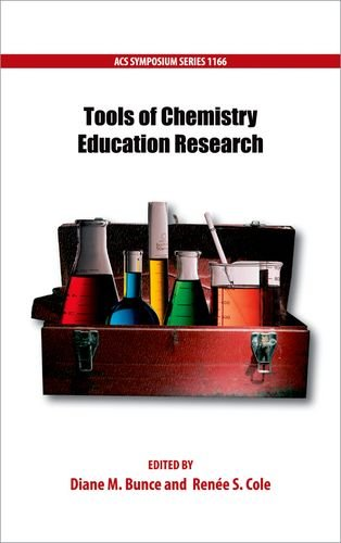 Tools of Chemistry Education Research (ACS Symposium Series)