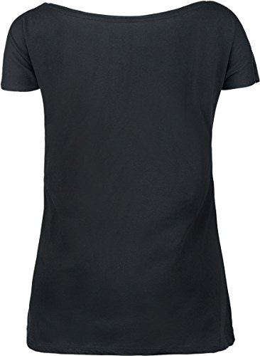 CBGB Classic T-shirt Femme noir Noir