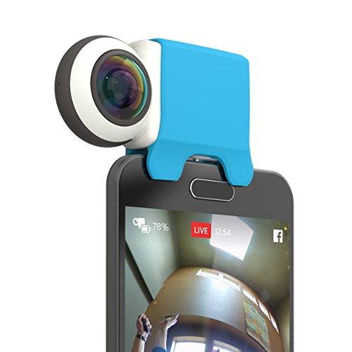 camara 360 para smartphone