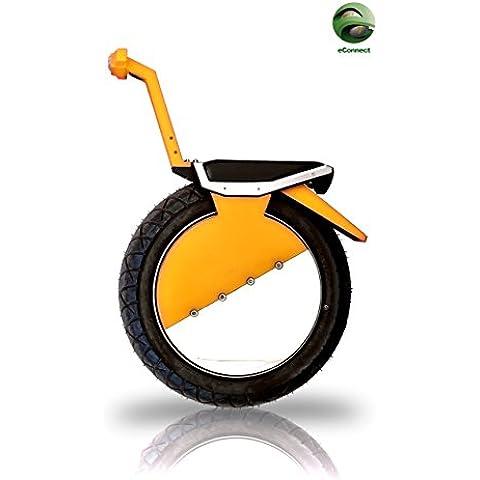 Motorider X500One Wheel Giallo Motocicletta monorueda batteria litio 10. 5ah-396wh 500W 2–3ore