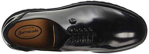 Barracuda Herren Bu3001 Brogue/Oxford Schwarz
