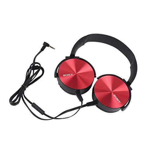 Candyboom Mdr-xb450 Gaming kopfhörer Gaming kopfhörer weiche ohrenschützer Noise Cancelling kopfhörer mit mikrofon für Sony Phone Laptop pc 1 Comfort Fit Headset