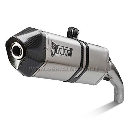 Yamaha Tmax 530201515Escape completo Mivv Speed Edge
