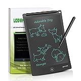 NEWYES NYWT850 Tablette d'Ecriture LCD, 8,5 Pouces de Longueur - Différentes Couleurs(Noir)
