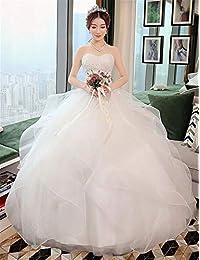 016bf836a282 Amazon.it  abito da sposa - Ultima settimana   Abbigliamento ...