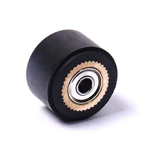 ATOPLEE 1pc Pinch Roller für Roland VINYLplotter Cutter (4 mm x 11 mm x 16 mm) - Pinch Roller