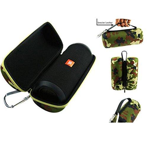 utsprecher Aufbewahrungsbox Tasche für Sound Box EVA Schutzhülle (mit Single Schultergürtel), FLIPS 3,Army (Die 10 Besten Halloween-filme Für Familien)